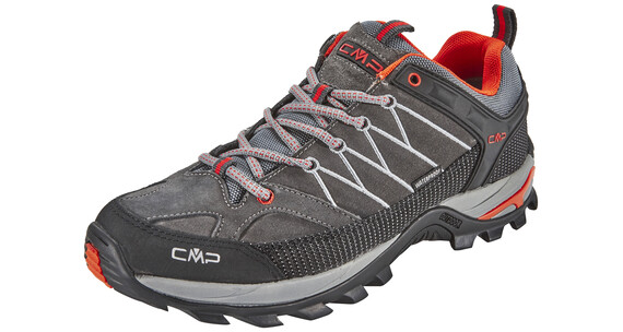 CMP Campagnolo Rigel Low Trekking WP Shoes Men graffite